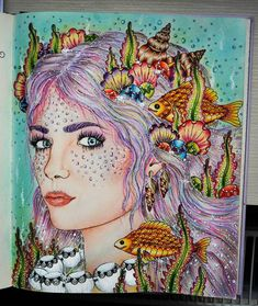 #hannakarlzon #magiskgryning #magiskgryningmålarbok #dagdrömmar #dagdrömmarhannakarlzon #dagdrommar #dagdrømmer #sommarnatt #hannakarlzonsommarnatt #drawing #sea #adult #adultcolouring #lostocean #animals #animalsbook #drawing #colouring #colors #coloringbook #coloringforadult #jardimsecretotop #jardim #jardimsecreto #kohinoor #polycolor #antistresoveomalovanky #antistress #omalovankyprodospele