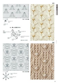 260 Knitting Pattern Book by Hitomi Shida 2016 — Yandex. Lace Knitting Patterns, Knitting Stiches, Cable Knitting, Knitting Books, Knitting Charts, Knitting Designs, Knitting Projects, Hand Knitting, Stitch Patterns