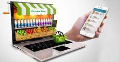 Effectuer un achat sur une épicerie sur internet  #internetmarketing #internet #boutique #ecommerce #pologne