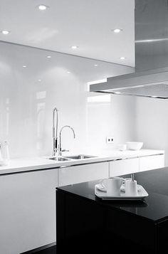 Ulrich P. Weinkath for Plan W | Palazzo Di Citta' Kitchen