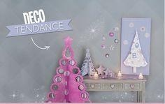Découvrez notre collection #décoration de #Noël Tendance : http://www.cultura.com/mon-cultura/c-mon-atelier/scrapbooking/deco-de-noel-decouvrez-notre-collection-tendance