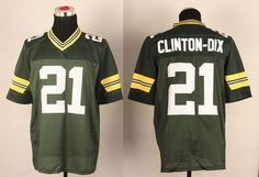 """$23.88 at """"MaryJersey""""(maryjerseyelway@gmail.com) Nike Packers #21 Ha Ha Clinton-Dix Green Team Color Men's Stitched NFL Elite Jersey"""