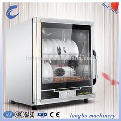 Factory Supply Stainless Steel Tableware Disinfection Cabinet