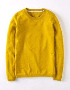 Brigitte Sweater (yellow and navy) #iwant