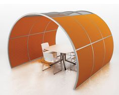 Acoustic Office meeting Tunnel [SAW-ACOUSTIC-TUNNEL] : The UK Online Office Screens Store