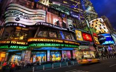 Times Square Wallpapers Times Square HD Desktop Photos ×