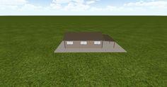 Cool 3D #marketing http://ift.tt/2jpZ1HX #barn #workshop #greenhouse #garage #roofing #DIY