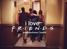 Loving friends