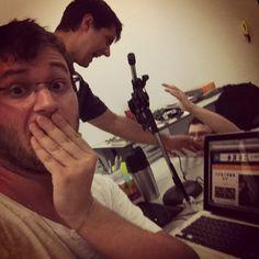 Podcast #72 esta sendo gravado...o tema? O Corpo Que Cai!