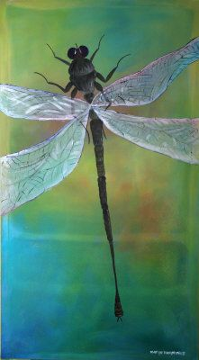 this would be an awesome dragonfly tattoo