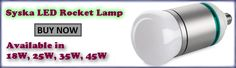 Buy Syska LED Rocket Lamps at our Online Purchase & Business Portal....
