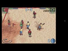 Ultimate Beach Soccer GBA Game Boy Advance para jogar - Games Free