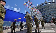 Mogherini optimistic about EU army headquarters