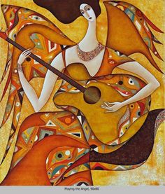 Wlad Safronow - Secession - Playing the Angel