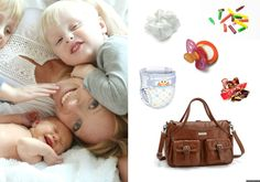 What do the contents of your diaper bag say about your parenting style?