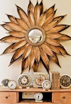 Rosely Pignataro: Reciclando espelhos
