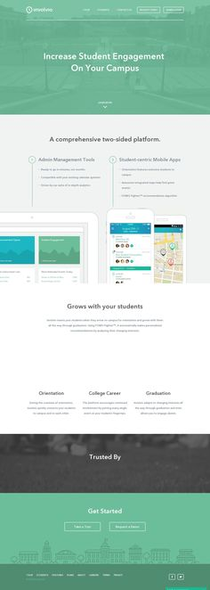 Simple clean layout, footer illustration similar style to Sidebar mobile app illustrations