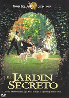 El jardín secreto Preciosa y encantadora película basada en la novela de Frances Hodgson Burnett con un mensaje de esperanza interpretado por unos maravilloso niños que consiguen sorprender con sus buenas interpretaciones...