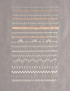 Purl Soho Lernen Sie ein Alphabet Sampler Kit zu sticken - #Alphabet #ein #Kit #lernen #Purl #Sampler #Sie #Soho #sticken #zu