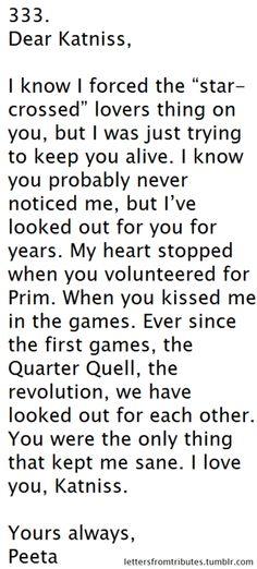 dear katniss