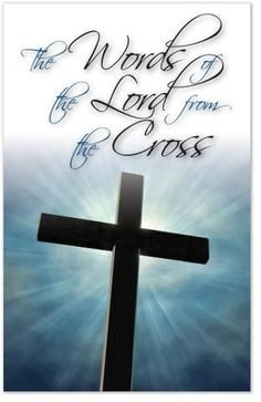 The Words of the Lord from the Cross (Preview page 1)
