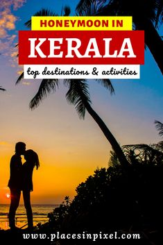 Read more about the best places and things to do among many places in Kerala for a honeymoon. Here are the Best Kerala Activities and Destinations for Honeymoon Couples. Honeymoon in Kerala || Kerala Honeymoon Destinations || Indian Honeymoon #Kerala #Honeymoon #tour #Couples #munnar #Alleppey #keralaroutes Kerala Travel, India Travel Guide, Honeymoon Places, Honeymoon Destinations, Kerala Backwaters, Kovalam, Things To Do, How To Memorize Things, Family Vacation Spots
