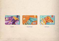 credit card banner credit card illustration credit card illustration credit card design Creative and Beautiful Credit Card Designs - Hongkiat Debit Card Design, Free Business Card Design, Name Card Design, Free Business Card Templates, Free Business Cards, Custom Business Cards, Member Card, Card Templates Printable, Vip Card