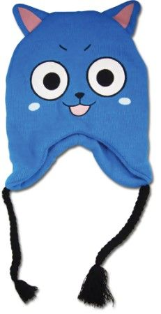 Fairy Tail Beanie: Happy