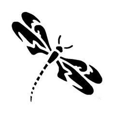 Dragon Fly Laptop Car Truck Vinyl Decal Window Sticker PV428