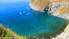The Bay of Sorgeto, Panza  www.ischiareview.com