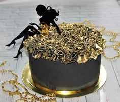 38 Ideas Cupcakes Decoration Elegant Bridal Shower For 2019 Beautiful Birthday Cakes, Birthday Cakes For Women, Birthday Cake Girls, Birthday Cupcakes, Beautiful Cakes, Bridal Cupcakes, Fondant Cupcakes, Cupcake Cakes, Lemon Cupcakes