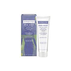 Emerita Pro-Gest Cream – Lavender – 4 oz