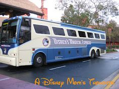 Riding the Disney Magical Express... everything you need to know!