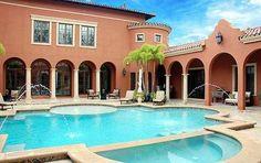 Plan 82006KA: Courtyard Beauty