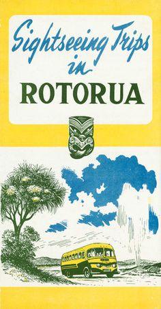 Sightseeing Trips in Rotorua – Vintagraph