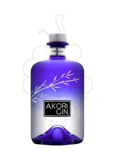 Akori Gin The distillery Destilerías Campeny produces the Akori Gin €), an excellent gin originating in Spain. The Akori Gin was created by … Alcohol Bottles, Liquor Bottles, Vodka Bottle, Perfume Bottles, Cocktail Drinks, Cocktails, Martinis, Rum, Root Beer