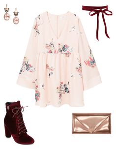 """""""Untitled #1545"""" by yourmumschesthair on Polyvore featuring MANGO, Catherine Catherine Malandrino, Effy Jewelry and Alexander Wang"""