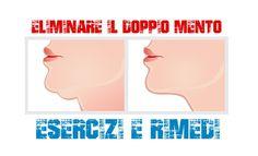 Workout Italia | Come eliminare il doppio mento - Esercizi e Rimedi - Workout Italia