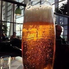 Pilsner Urquell Beer @ Bar Wings