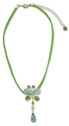 Shop unique, award-winning Artisan treasures by NOVICA, the Impact Marketplace. Quartz Crystal Necklace, Beaded Necklace, Pendant Necklace, Jewelry Packaging, I Love Jewelry, Peridot, Fashion Necklace, Dangle Earrings, Chokers