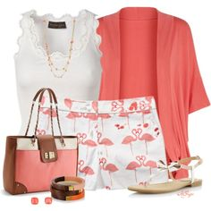 """""""Fun Summer Style"""" by kginger on Polyvore"""