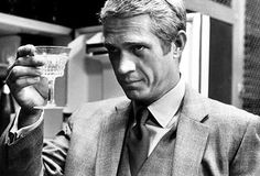 "9. Thomas Crown The Thomas Crown Affair (1968) Steve McQueen's Thomas Crown is the archetypal ultra-suave, polo-playing millionaire ""cool guy with a dark side"". And he's ours. He dines at Anthony's Pier 4 like a real Boston gentleman would... in the late 1960s."