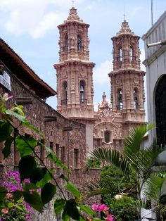 Taxco, México...I have this same photograph hanging in my living room :-)