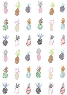Amyisla McCombie - Pineapples