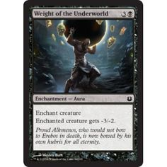 Weight of the Underworld (foil)