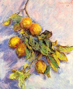 A Still Life Collection: Claude Monet (1840-1926)