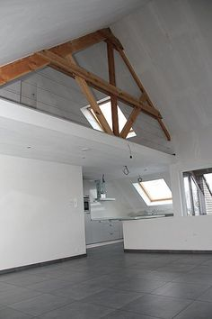 1000 images about mezzanine tussenverdieping zolder on pinterest mezzanine wooden sliding - Mezzanine trap ...