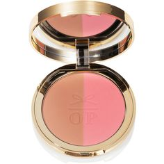 Olivia Palermo X Ciaté The Cheekbone Cheat Seaside Park Blusher... (£26) ❤ liked on Polyvore featuring beauty products, makeup, cheek makeup, blush ve ciaté