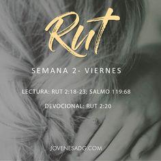 🌺RUT/Semana2-Viernes🌺    #JovenesADG #RUT #MujerdeFe #ComunidadADG #EstudiosBiblicosparaJovenes #AmaaDiosGrandemente