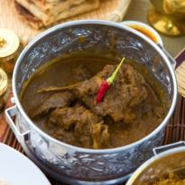 Warm your winter table with this hearty, meaty curry. Straight from a #Kashmiri kitchen, here's the recipe of rogan josh.